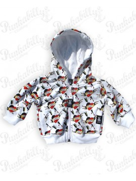 Mom and Dad Baby Jacket