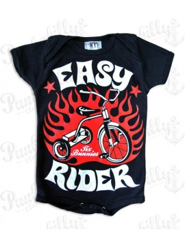 Easy Rider Flaming Onesie