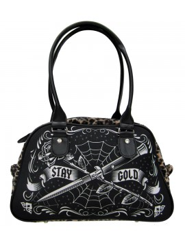 Stay Gold Tattoo Bowling Bag