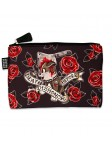 Death Before Dishonor Cosmetic Bag