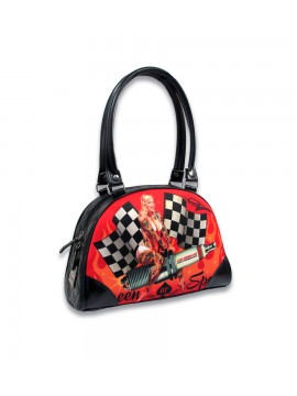 Racer Girl Rockabilly Bag