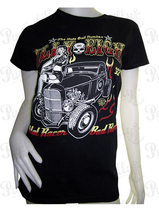 Hot Racer Hot Girls Women's Tee