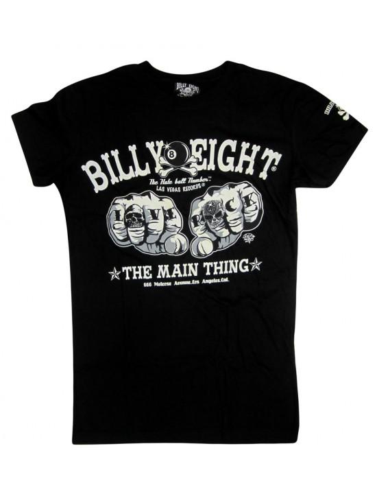 Love Rock Billy Eight T-Shirt