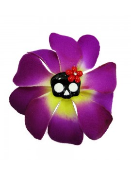 Perfect Punky Purple Hair Pin