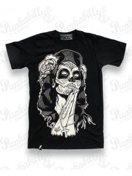 Pinup Prayer T-shirt