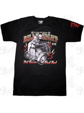 Pinup Hot Rod T-Shirt