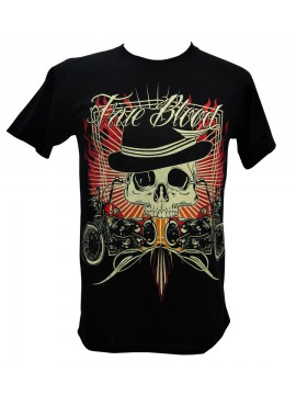 Mafia Skeleton T-Shirt