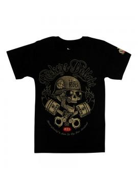 Love Hate Skeleton T-Shirt