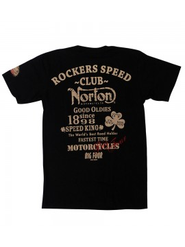 Big Four Motorcycle T-Shirt