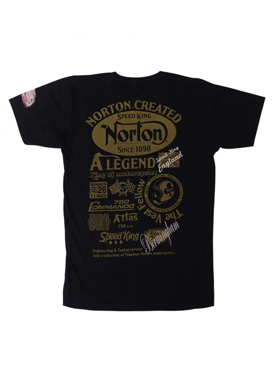 King of Motorcycles T-Shirt