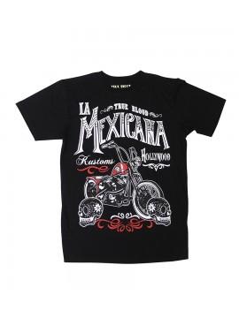 Kustom Hollywood Mexicana T-Shirt