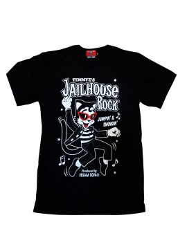 Temmye's Jailhouse Rock Men's T-Shirt