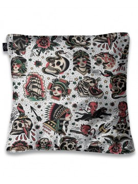 Headdress Pillow Cover