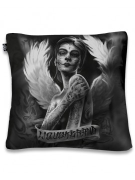Pinup Angel Pillow Cover