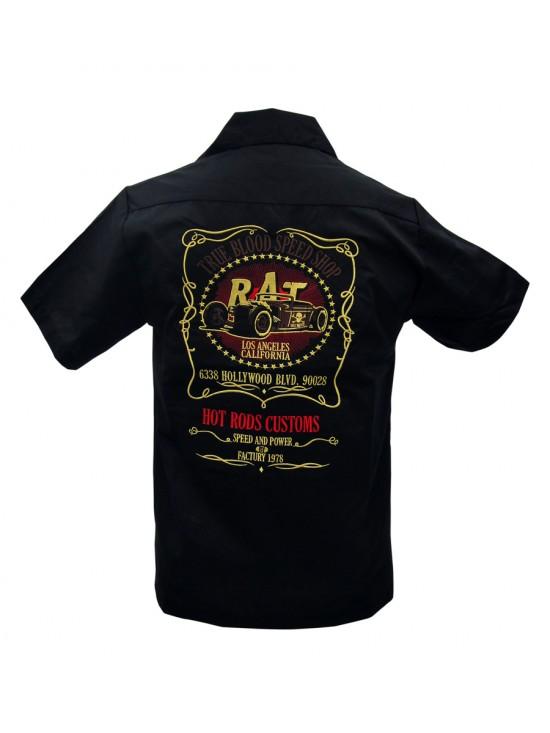 True Blood Speed Shop Work Shirt