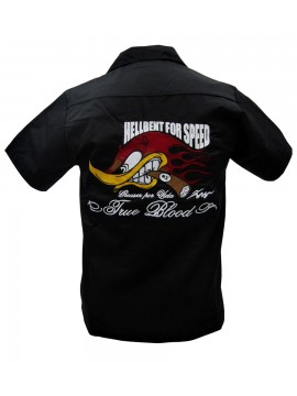 Hellbent Greaser Work Shirt