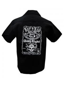 Eight Ball Work Shirt