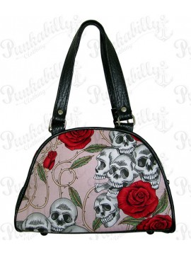 Group Skull Vintage Mini Bag