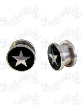 Stainless Steel Star Plug