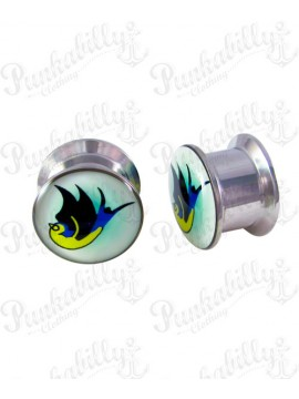 Stainless Steel Dove Plug