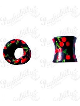 Cherry print Rockabilly Tunnel